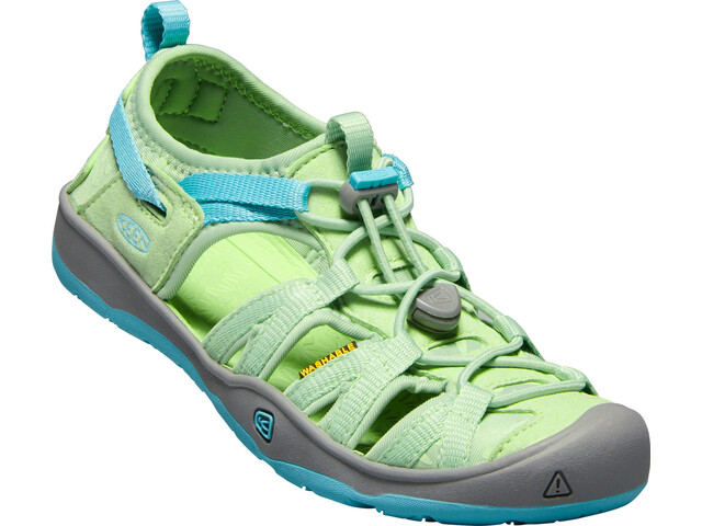 Keen Moxie Sandals Barn quiet green/aqua sea